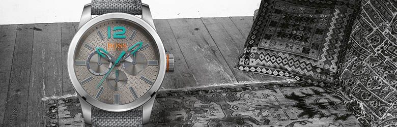 Hugo Boss Orange Uhren online kaufen bei Brandfield