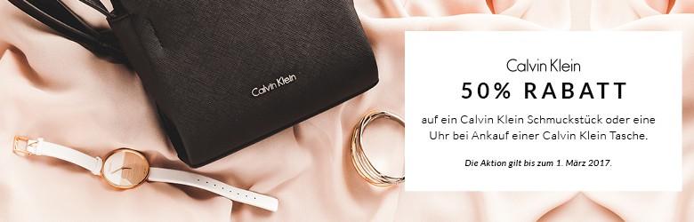 Calvin Klein Schmuck online kaufen bei Brandfield
