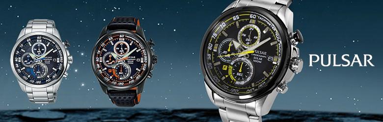 Pulsar Uhren online kaufen bei Brandfield