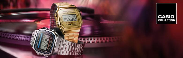 Casio Uhren online kaufen bei Brandfield