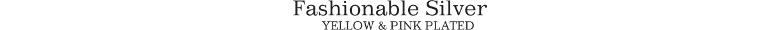 Fashionable Silver Schmuck online kaufen bei Brandfield