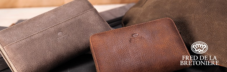 Fred de la Bretoniere portemonnaies online kaufen bei Brandfield