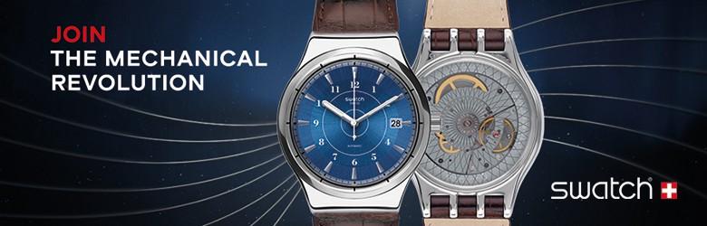 Swatch Uhren online kaufen bei Brandfield