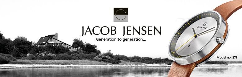 jacob jensen uhren online kaufen bei brandfield. Black Bedroom Furniture Sets. Home Design Ideas