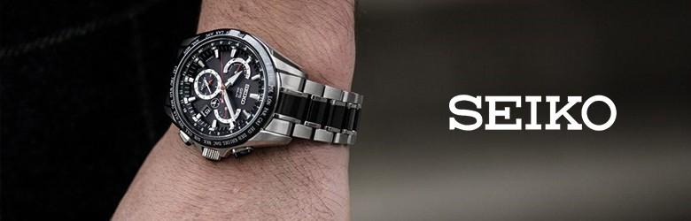 Seiko Uhren online kaufen bei Brandfield