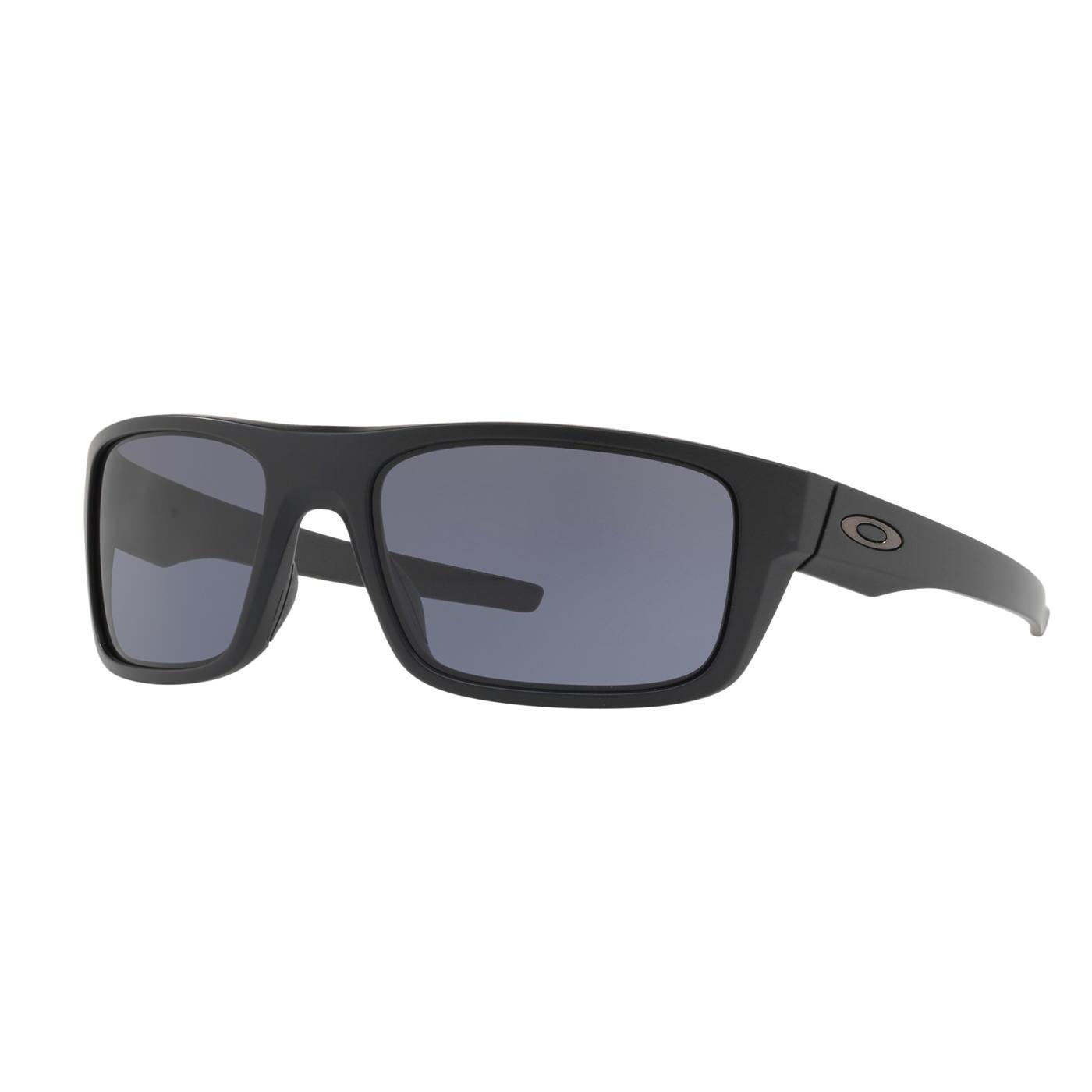 Abbildung von Oakley Drop Point Matt Black Sonnenbrille 0OO9367 936701 61