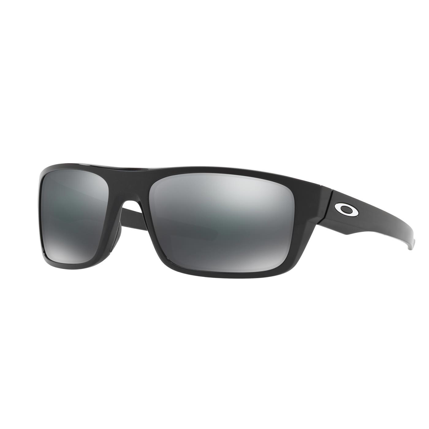 Abbildung von Oakley Drop Point Polished Black Sonnenbrille 0OO9367 936702 61