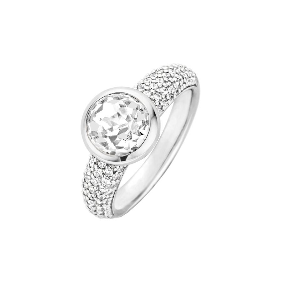 Artikel klicken und genauer betrachten! - Ti Sento Ring 12079ZI-58 (Größe 58): trendy und modische, Damen Ring passt zu jeder Gelegenheit! Wir sind offizieller Händler von Ti Sento Schmuck. Wie bei einem Juwelier bekomst du bei uns exzellenten Service. In unserem online Schmuckladen hast du zodem die Möglichkeit deinen neuen Ring, in aller Ruhe auszussuchen und - falls er nicht passt - umzutauschen. Online Schmuck kaufen war noch nie so einfach.   im Online Shop kaufen