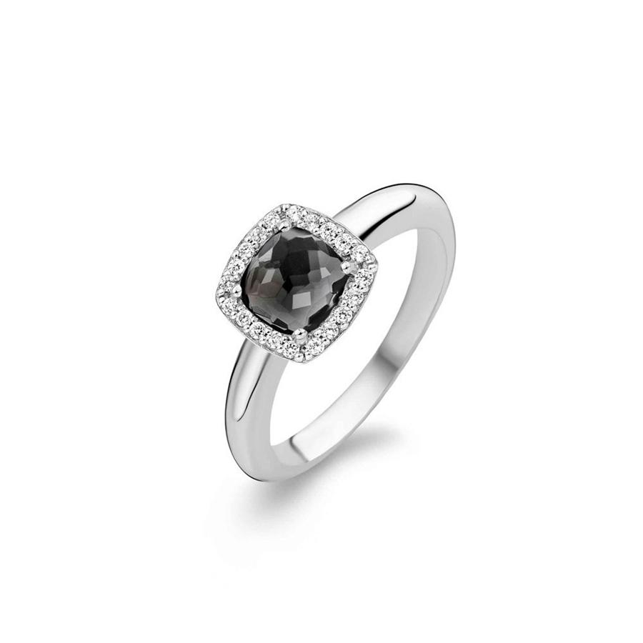 Artikel klicken und genauer betrachten! - Ti Sento Da Noi Ring (Größe 58) 1981BL/58: trendy und modische, Damen Ring passt zu jeder Gelegenheit! Wir sind offizieller Händler von Ti Sento Schmuck. Wie bei einem Juwelier bekomst du bei uns exzellenten Service. In unserem online Schmuckladen hast du zodem die Möglichkeit deinen neuen Ring, in aller Ruhe auszussuchen und - falls er nicht passt - umzutauschen. Online Schmuck kaufen war noch nie so einfach.   im Online Shop kaufen