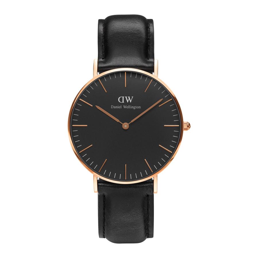 Daniel Wellington Classic Black Sheffield Uhr D...