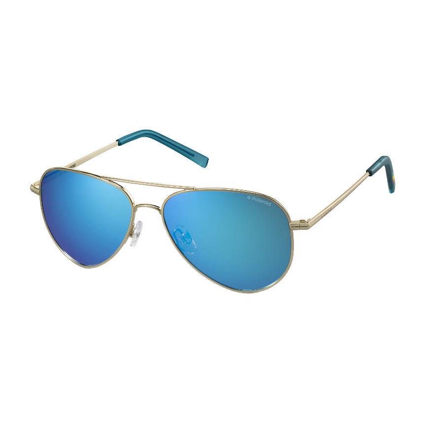 Artikel klicken und genauer betrachten! - Kauf die Polaroid Sonnenbrille Gold PLD.6012.N.J5G.JY Sonnenbrille online in unserem webshop. Dies ist eine Damen und Herren-Sonnenbrille. Die Farbe des Gestells der Sonnebrille ist Gold und die Gläser sind Grau. Die Polaroid Sonnenbrillen sinds echte Leichtgewichte und bieten daher einen optimalen Tragekomfort. An einer Polaroid Sonnenbrille Gold PLD.6012.N.J5G.JY hast du jahrelang Freude. Wir sind offizieller Händler von Polaroid Sonnenbrillen. Du erhältst darum auch die Standard-Garantie von 2 Jahre. Daneben bieten wir dir die Zeit, deine Sonnenbrille zu Hause in Ruhe anzuprobieren, und ggf. umzutauschen. Online eine Ray-Ban Sonnenbrille zu kaufen war noch nie so sicher. Diese sonnenbrille von Polaroid wird kostenlos versendet ab 50 €.   im Online Shop kaufen