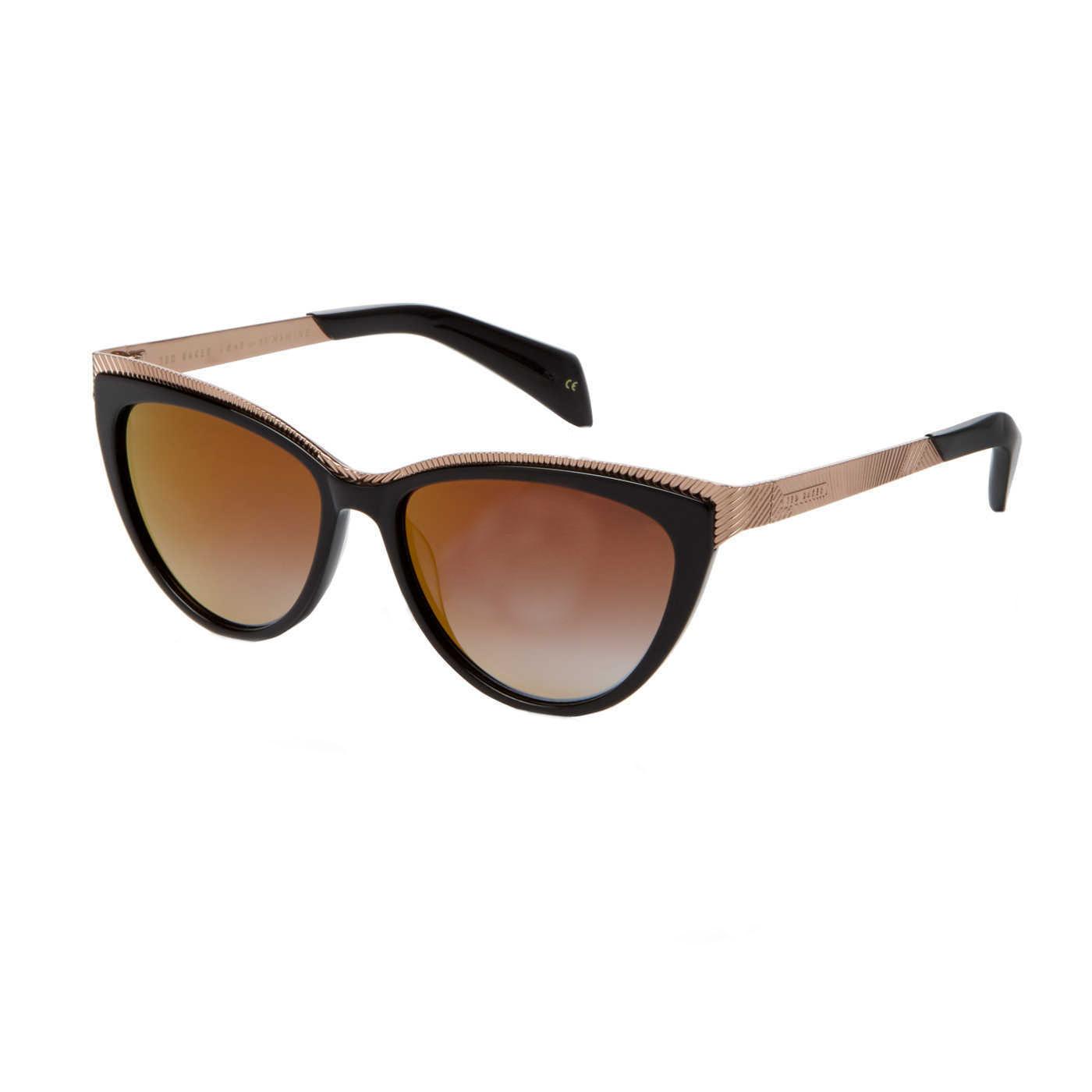 ted baker swift black sonnenbrille tb1466 001 57 g nstig. Black Bedroom Furniture Sets. Home Design Ideas