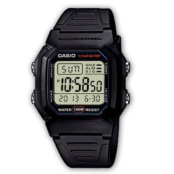 Artikel klicken und genauer betrachten! - Die Casio Collection Uhr W-800H-1AVESist eine trendy und modische Analog Herren uhr. Das armband ist aus Kunststoff in de Farbe Schwarz. Die Herren uhr hat ein Quartz-Uhrwerk miet einem Ziffernblatt in der Farbe Grün. Das Gehäuse ist Resin und hat einen durchmesser von 36.8 mm mit Farbe Schwarz.   im Online Shop kaufen