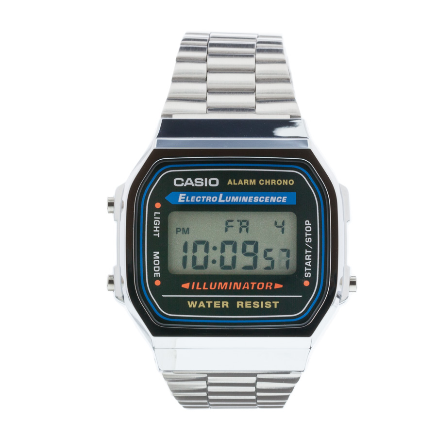 Abbildung von Casio Collection Uhr A168WA 1YES