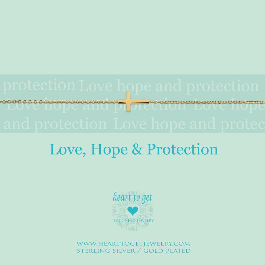 Artikel klicken und genauer betrachten! - Heart to Get Love, Hope & Protection Armband B25CRO12G: trendy und modische, Damen Armband passt zu jeder Gelegenheit! Wir sind offizieller Händler von Heart to Get Schmuck. Wie bei einem Juwelier bekomst du bei uns exzellenten Service. In unserem online Schmuckladen hast du zodem die Möglichkeit deinen neuen Armband, in aller Ruhe auszussuchen und - falls er nicht passt - umzutauschen. Online Schmuck kaufen war noch nie so einfach.   im Online Shop kaufen