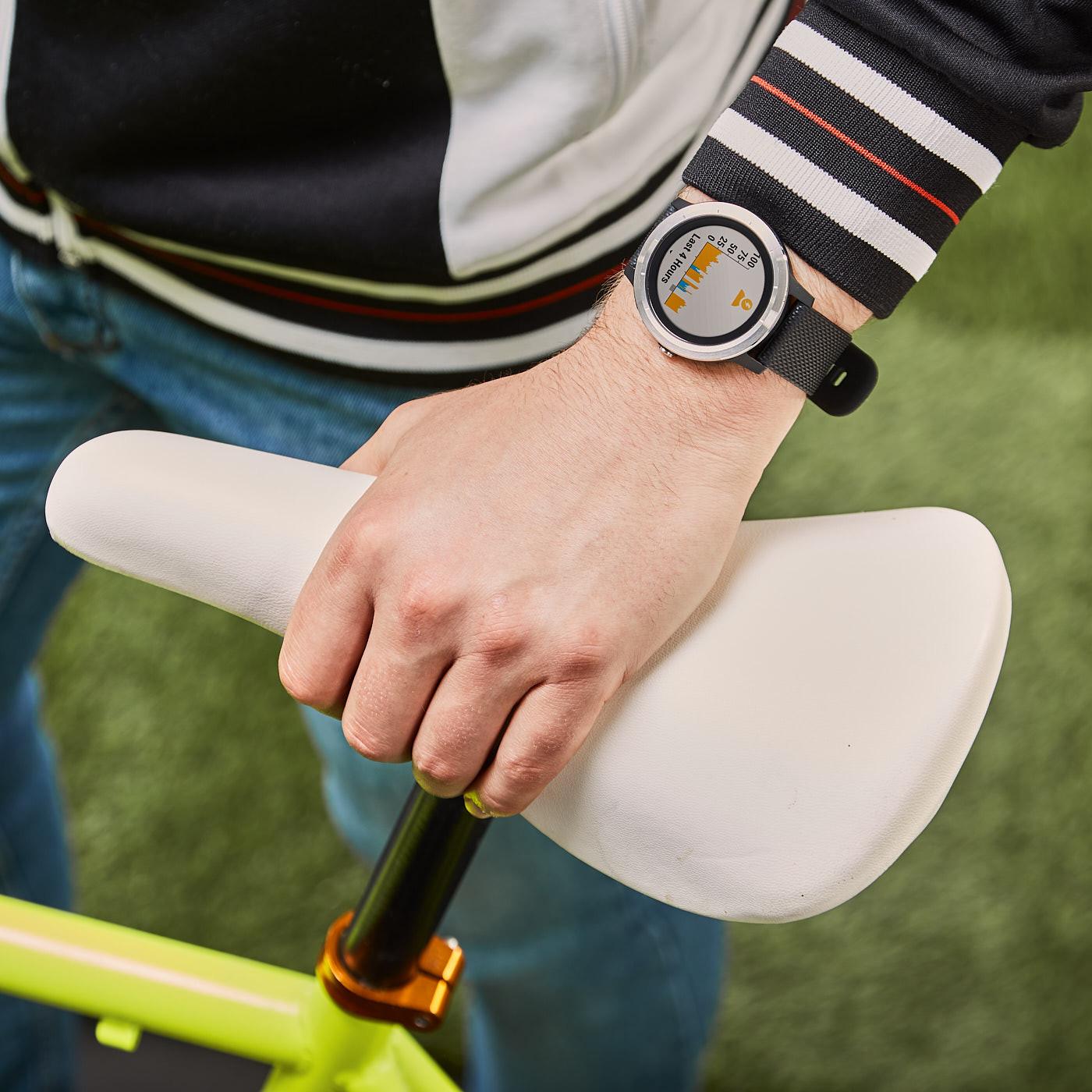 Garmin Vivoactive 3 Smartwatch 010-01769-00 (43 mm)