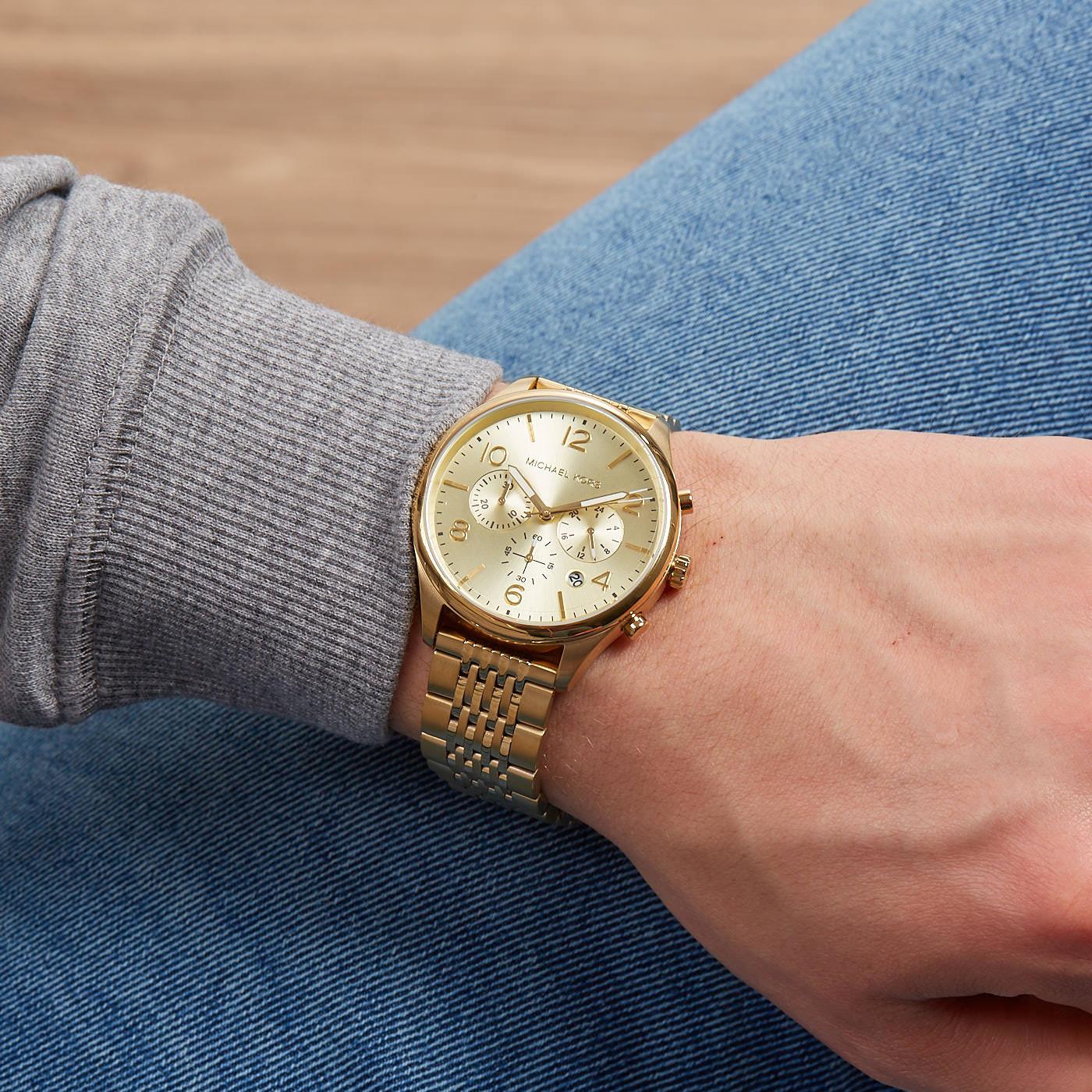 Michael Kors JS25 horloge MK8638