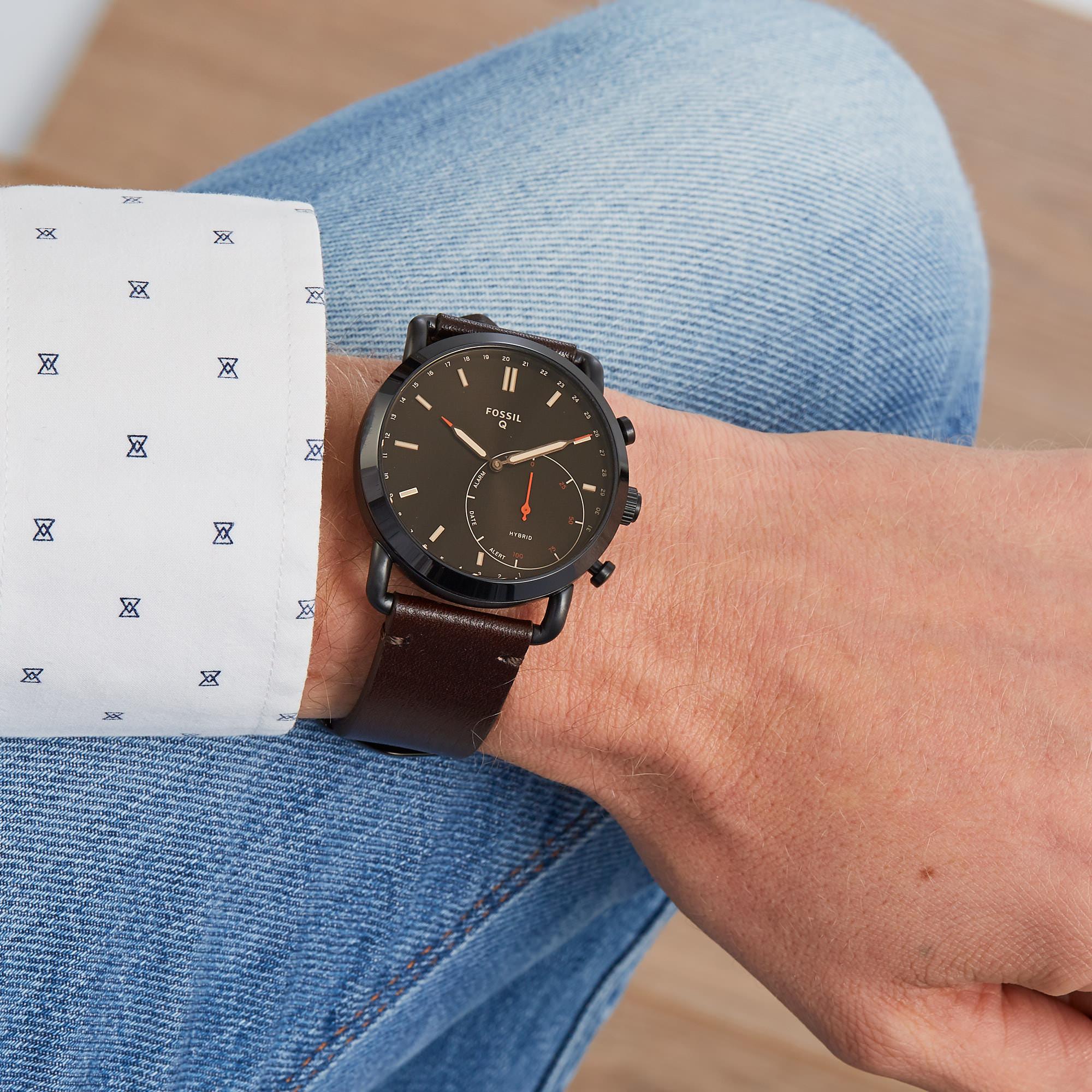 Fossil Q Commuter Hybrid Smartwatch FTW1149