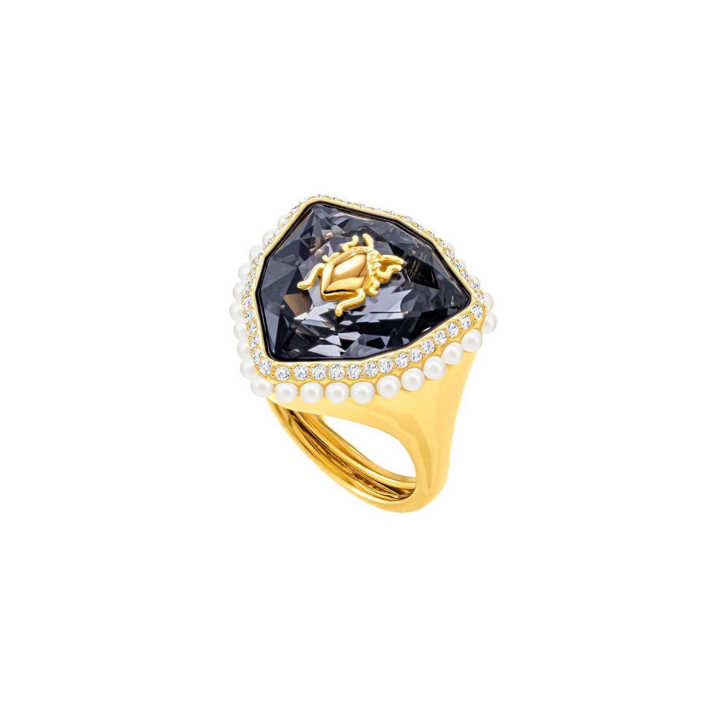 Swarovski Magnetic Stone Ring