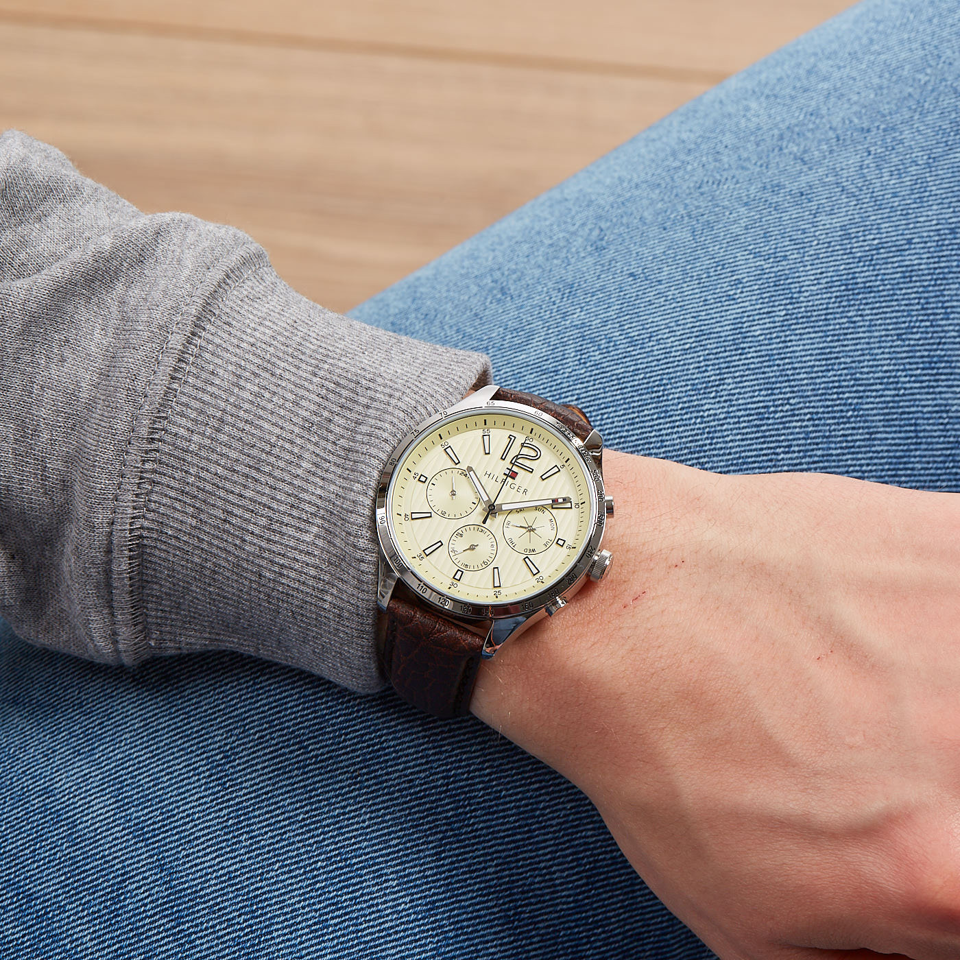 Tommy Hilfiger Gavin horloge TH1791467