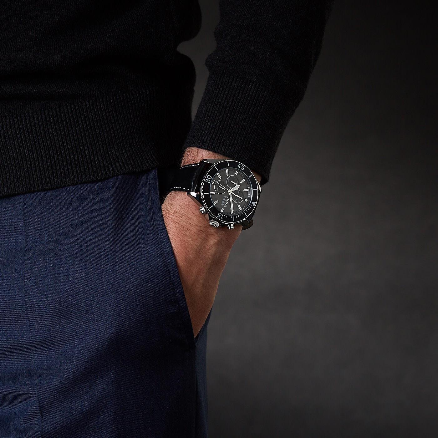 BOSS Ocean Edition Chronograaf horloge HB1513697