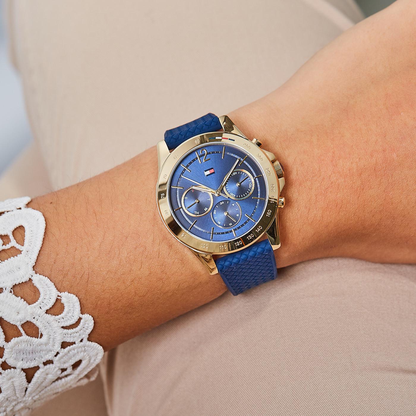 Tommy Hilfiger Denim horloge TH1782198