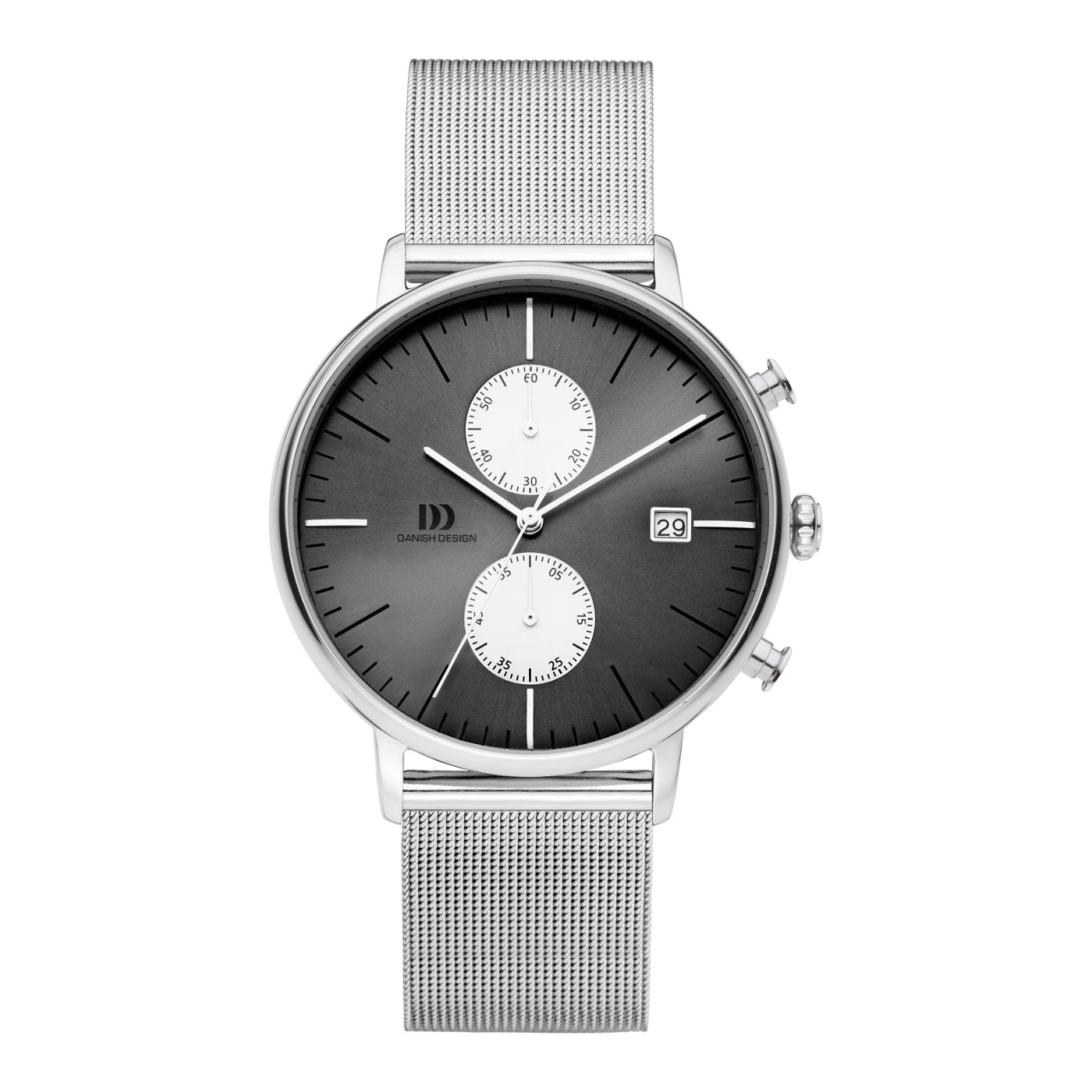 Danish Design Steel horloge IQ78Q975