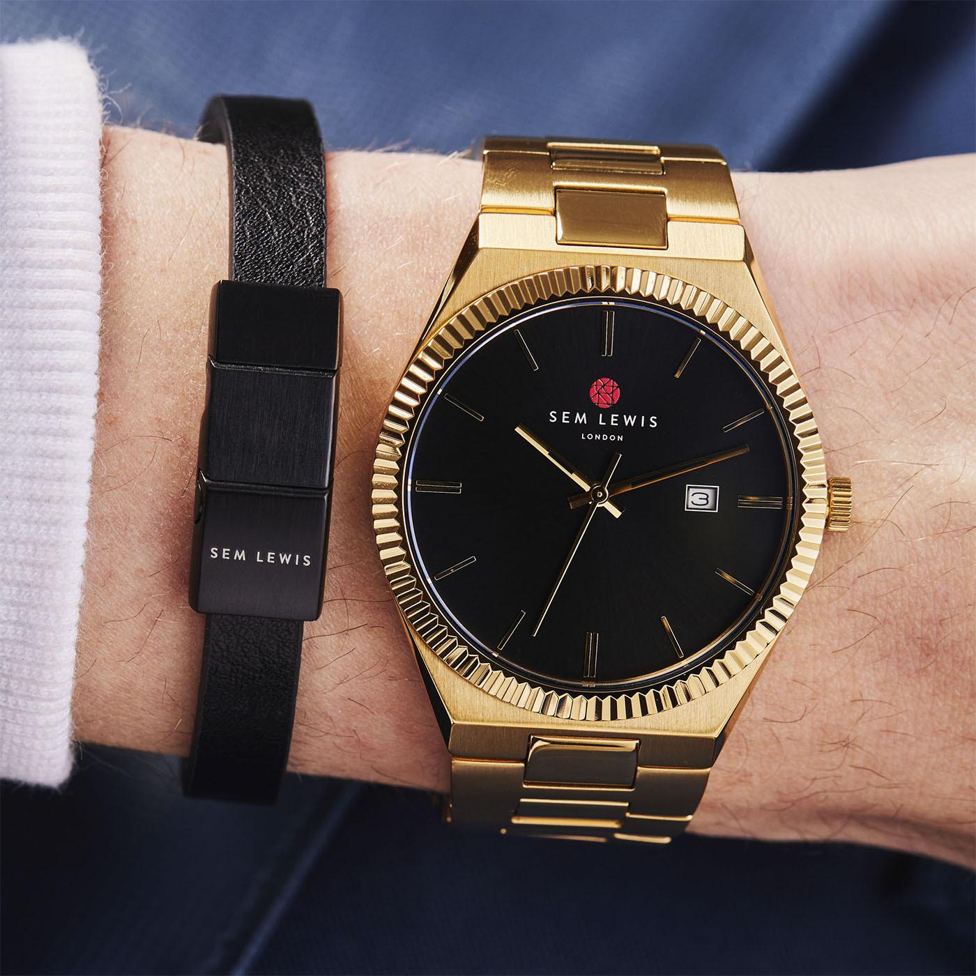Sem Lewis Bakerloo armband SL210022 (Größe: 21 cm)