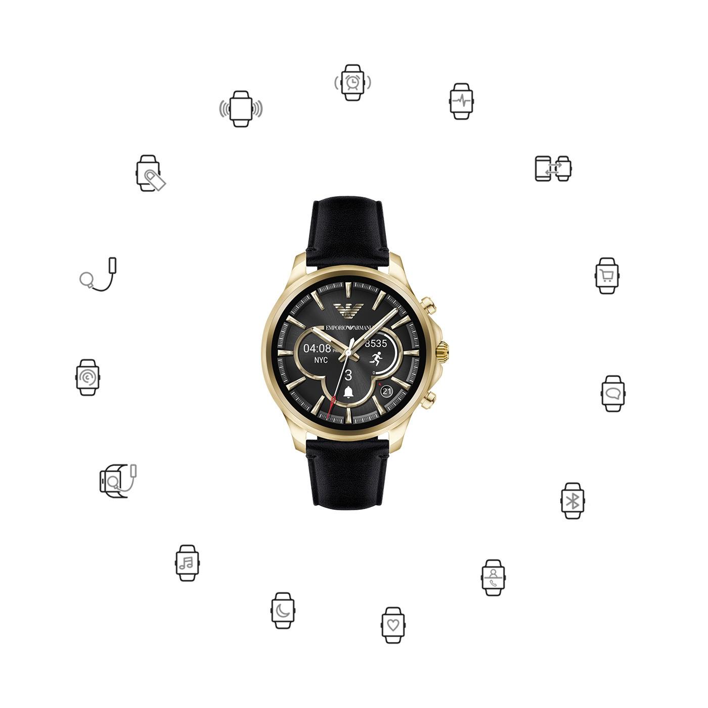 Emporio Armani Connected Alberto Smartwatch ART5004