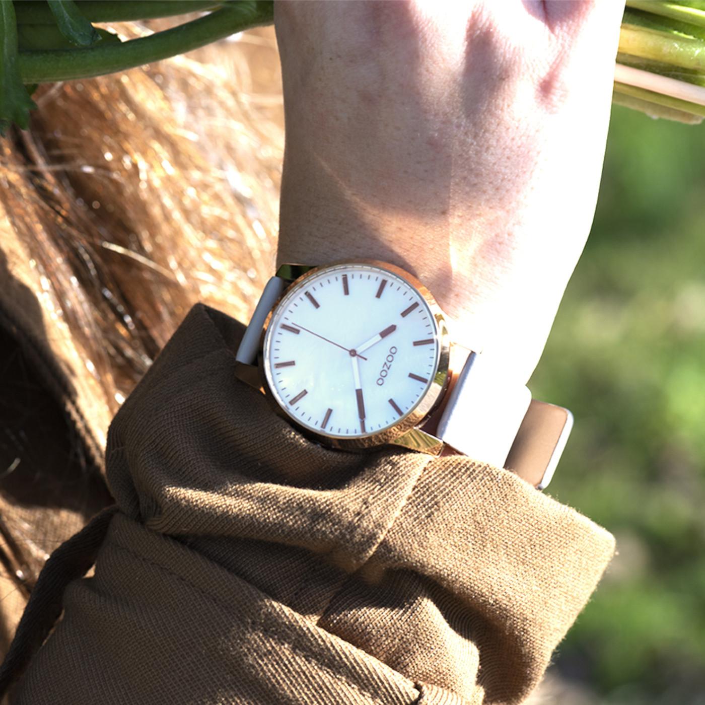 OOZOO Timepieces Summer horloge C10728