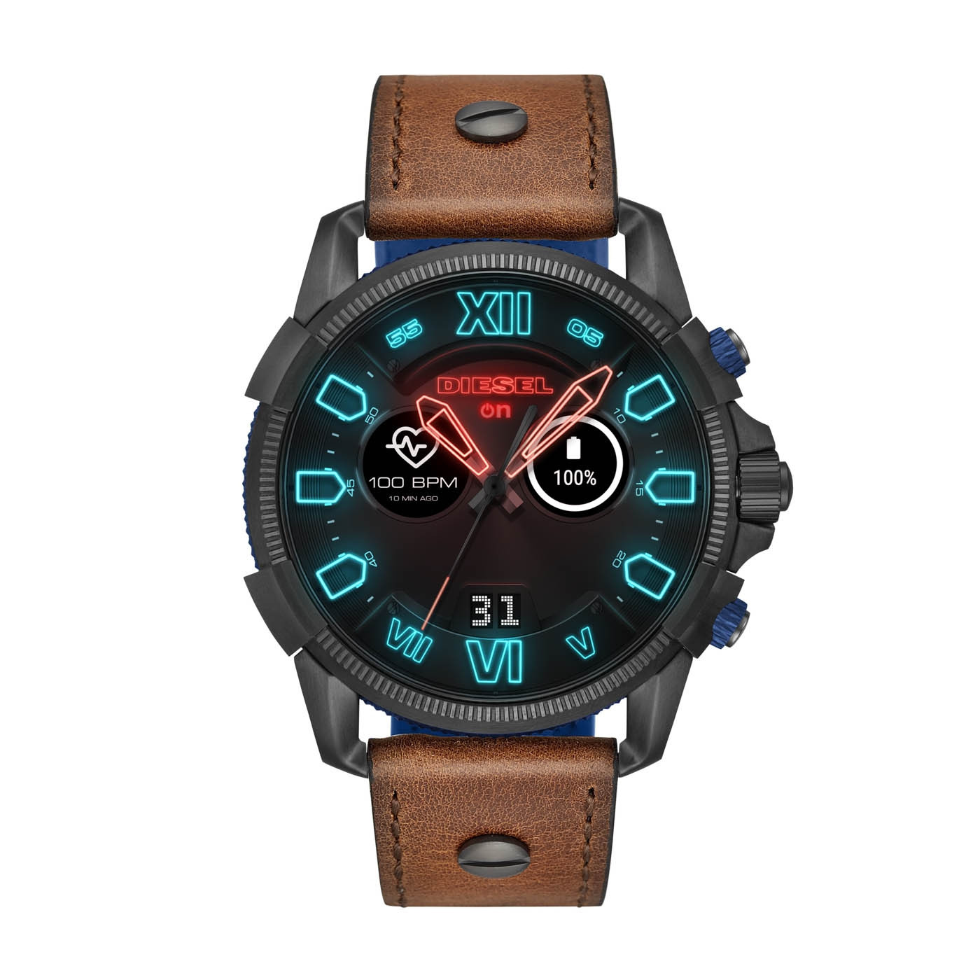 Diesel On Full Guard 2.5 Gen 4 Display Smartwatch DZT2009