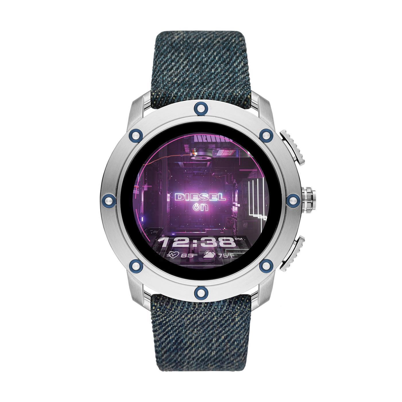 Diesel On Axial Gen 5 Display Smartwatch DZT2015