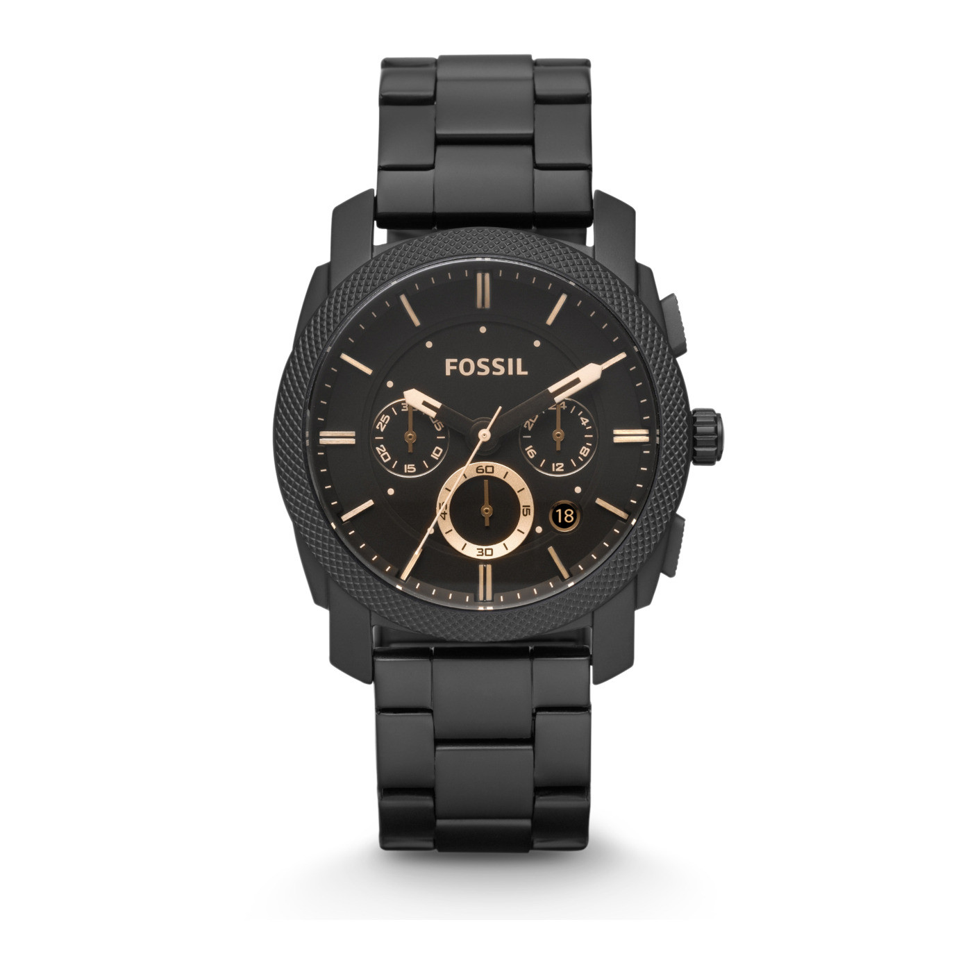 Fossil Machine horloge FS4682IE