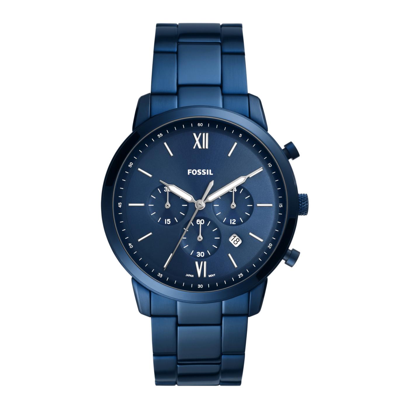 Fossil Neutra Chrono horloge FS5826