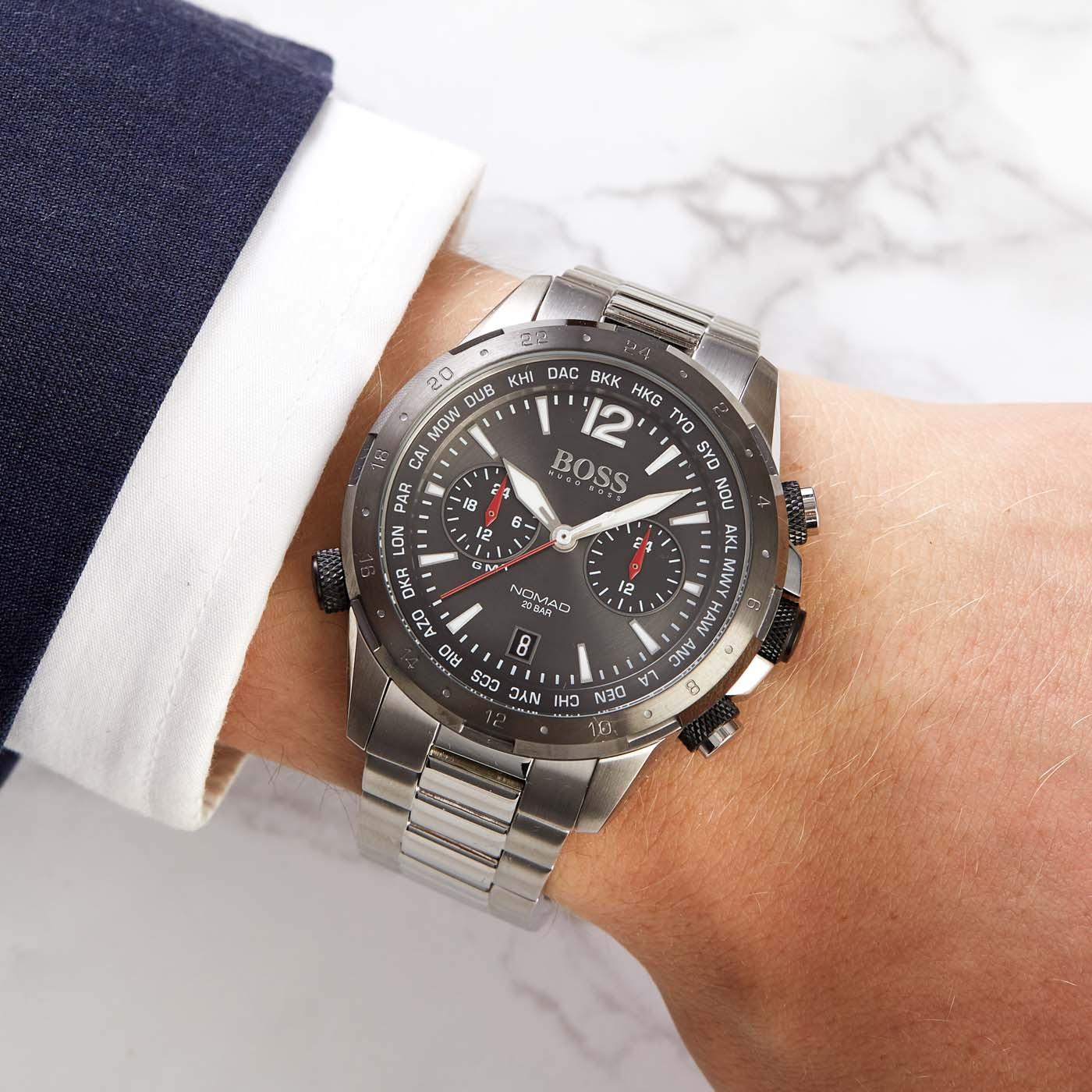 BOSS Aero horloge HB1513774