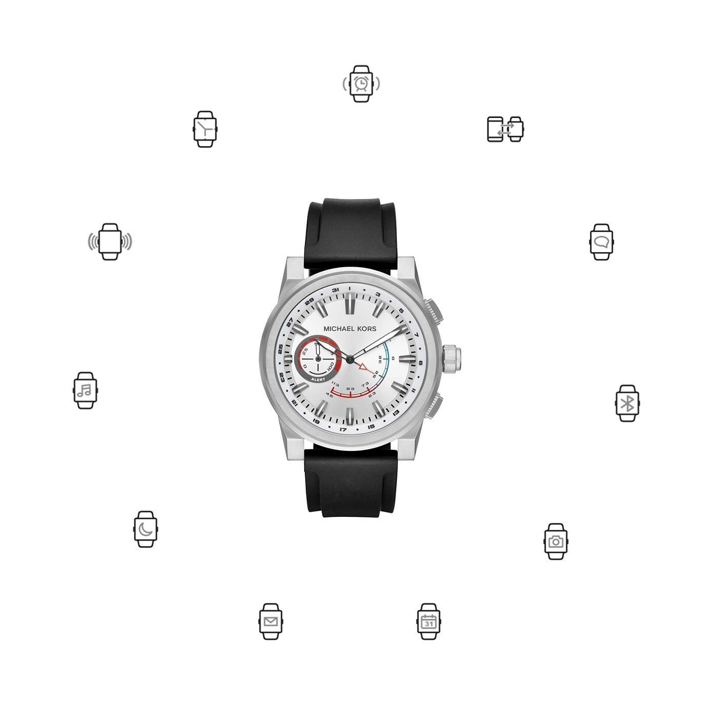 Michael Kors Access Grayson Hybrid Smartwatch MKT4009