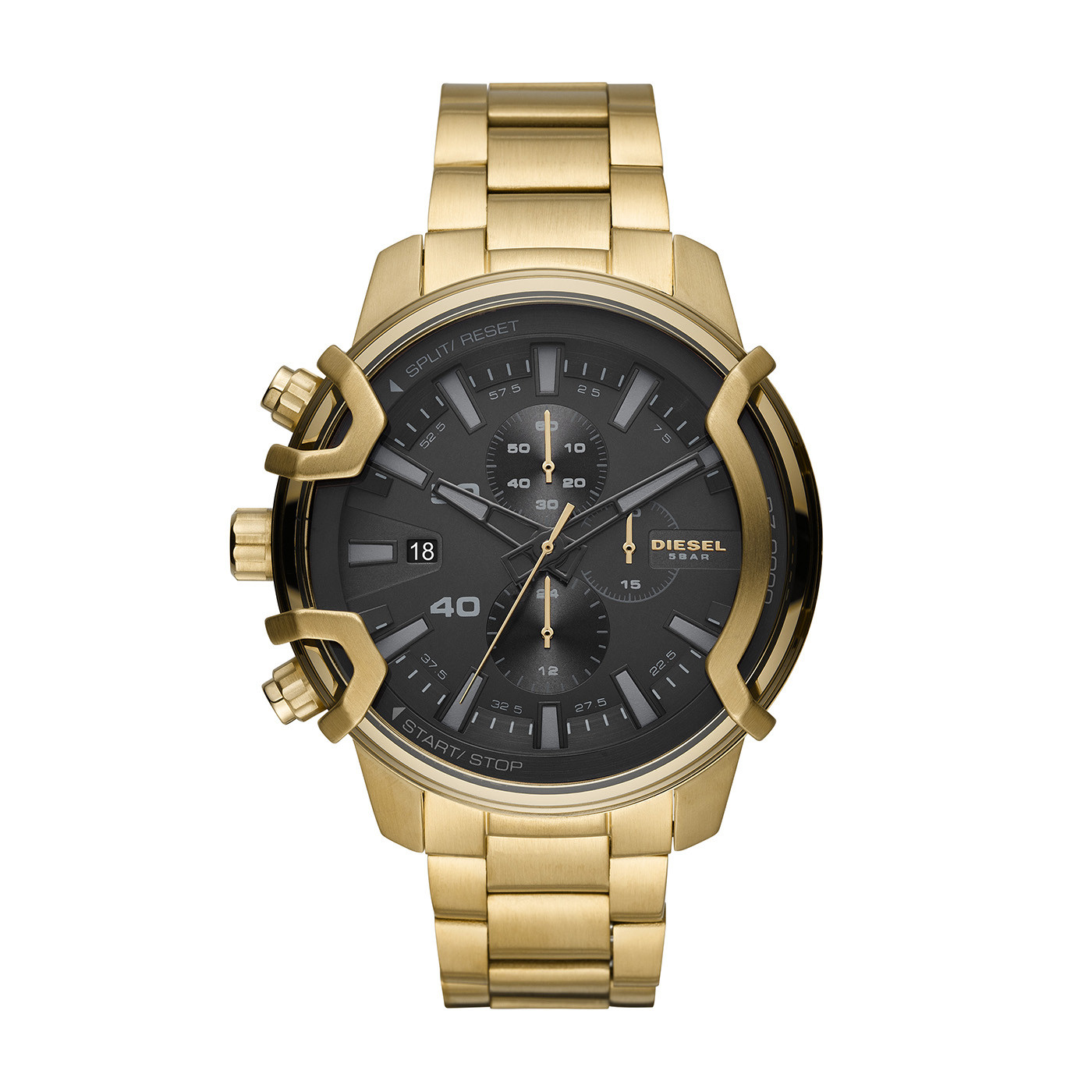 Diesel Griffed horloge DZ4522