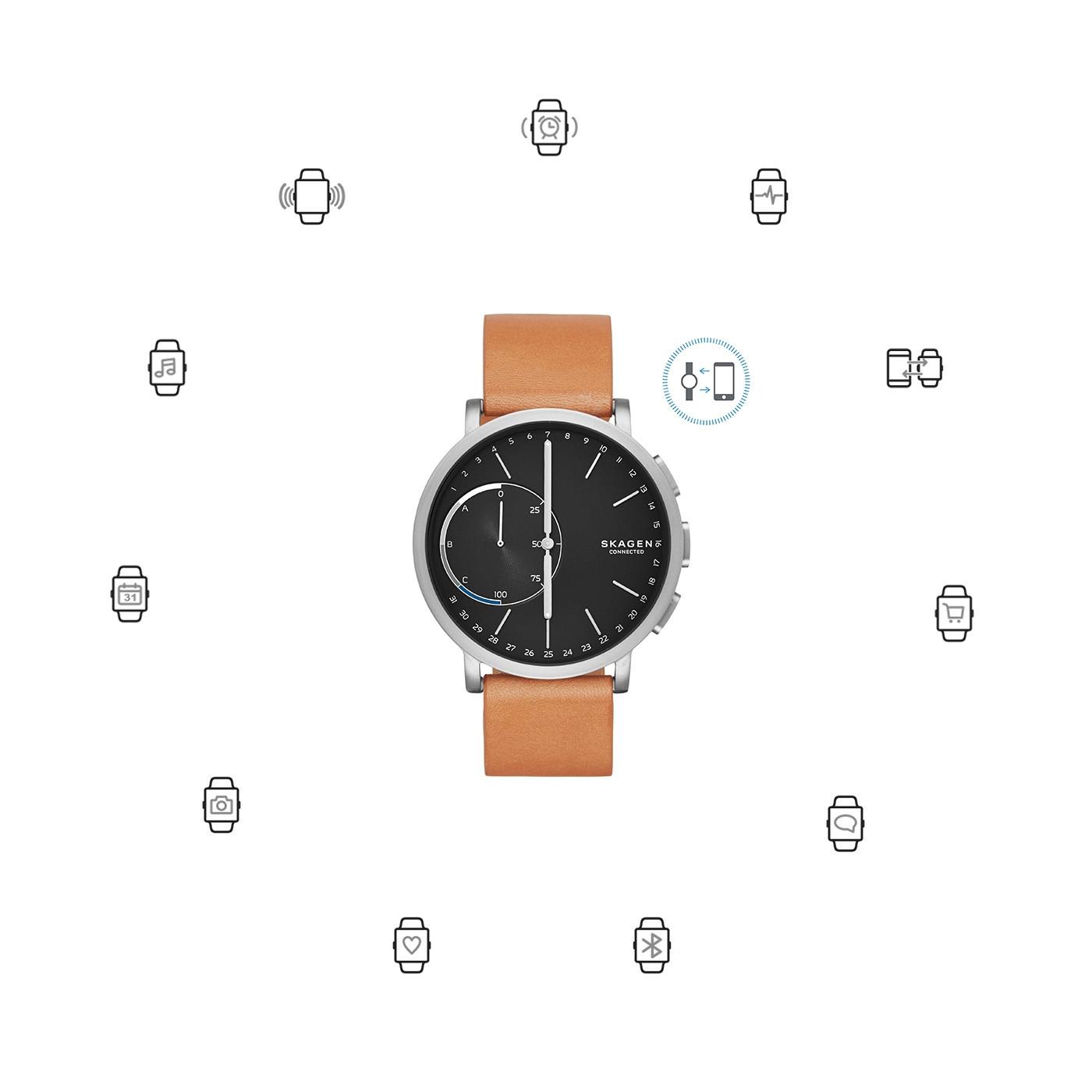 Skagen Connected Hagen Hybrid Smartwatch SKT1104