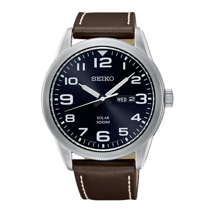 Seiko Solar horloge SNE475P1