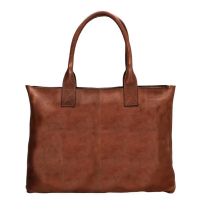 Micmacbags Discover Brown Shopper 17772006