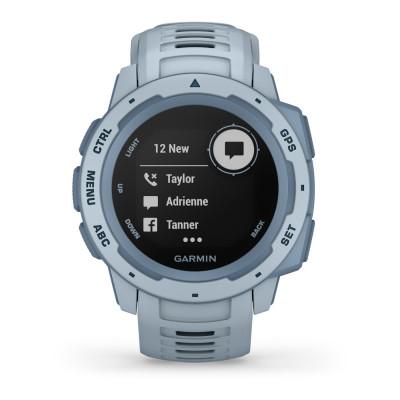Garmin Instinct Solar - Surf Edition Smartwatch 010-02064-05