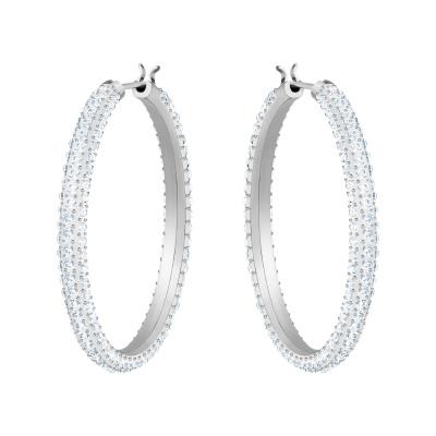 Swarovski Stone Hoop Crystal Oorbellen 5389432