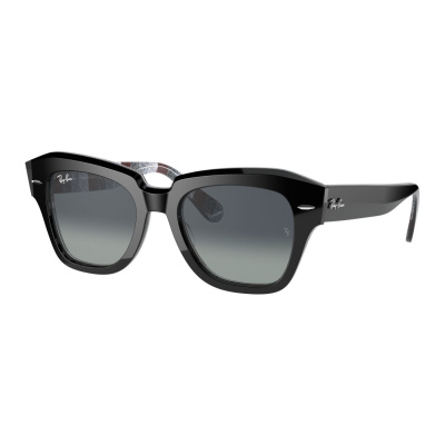 Ray-Ban Sonnebrille RB218613183A49