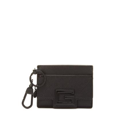 GUESS Reißverschluss-Portemonnaie RW7391-P1301-BLA