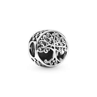 Pandora Moments 925 Sterling Zilveren Family Tree Bedel 797590