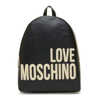 Love Moschino Nero Rugzak JC4287PP0DKJ0000