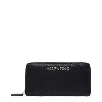 Valentino Divina Reißverschluss-Mappe VPS1R4155GNERO
