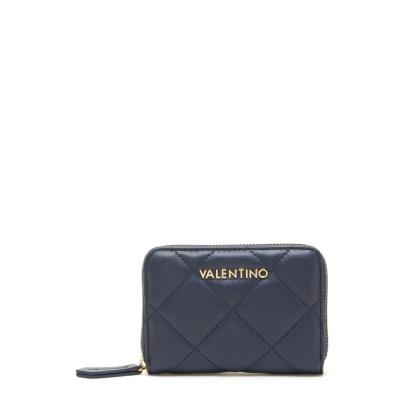 Valentino Bags Reißverschluss-Portemonnaie VPS3KK137BLU