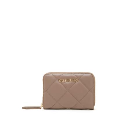 Valentino Bags Reißverschluss-Portemonnaie VPS3KK137TAUPE