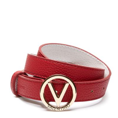 Valentino Round gürtel VCS3N356ROSSO